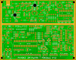 FOKZbox PCB V1.2 printlayout